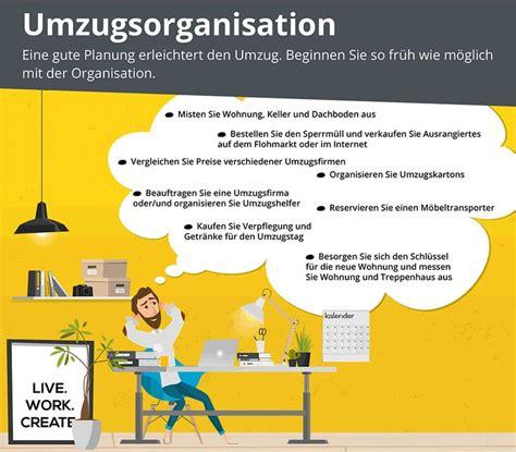 umzugsorganisation checkliste die 25 besten ideen zu umzugs checkliste auf