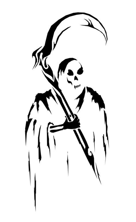 grand reaper tattoos grim reaper by player133 on deviantart