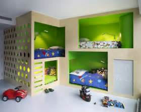 Bunk beds are a little girl s dream their own home under their bed