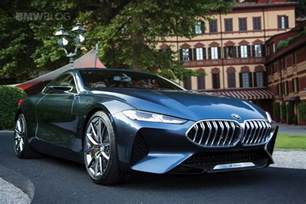 Concept Bmw Here Is Another Real Look At The Bmw Concept 8 Series