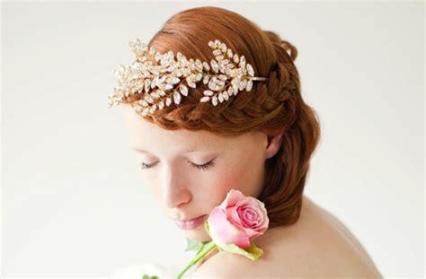 hair attached headbands uk chic bridal headbands unique wedding hair accessories
