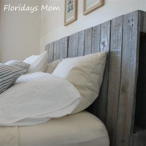 Grey Wood Headboard Pin By Call On For The Home Bedroom