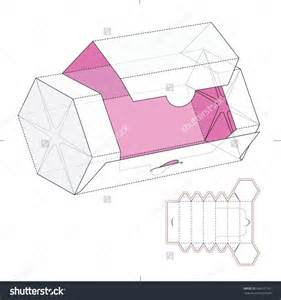 box die cut template 25 best ideas about box templates on paper