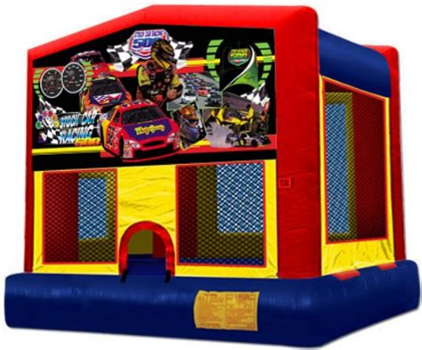 cars bounce house product listing racing cars bounce house
