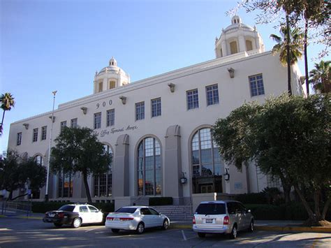 Lax Post Office by Post Office 90052 Terminal Annex Los Angeles California