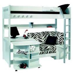 Bunk Bed With Sofa And Desk Bunk Beds With Desk And Stompa Combi 1 Bunk Bed With Sofa Bed Desk And Bookshelf Next