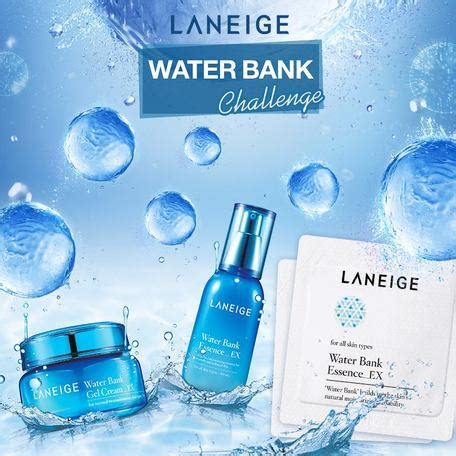 Laneige Water Bank laneige water bank challenge contests events malaysia