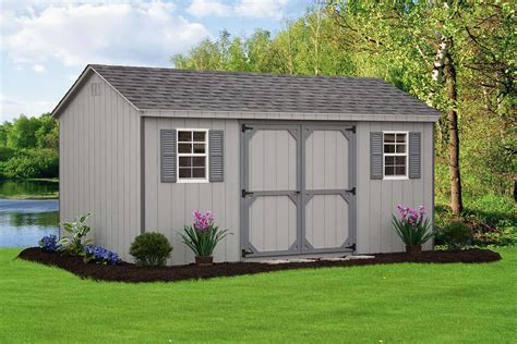 long island sheds custom built sheds  york shed builder