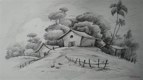 pencil sketch designs photos pencil sketches of sceneries pencil sketch scenery photos drawing ideas