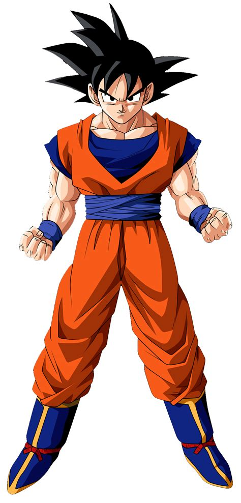 Imagenes De Goku Umano | imagen dragon ball z goku as by lau12taro jpg dragon