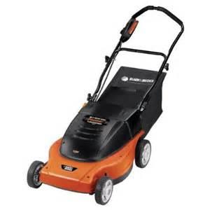 black decker mower black decker mm875 lawn hog electric lawn mower