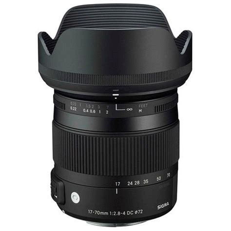 Sigma 17 70mm F2 8 4 Dc Macro Os Hsm sigma 17 70mm f2 8 4 0 dc macro hsm c a mount lens info
