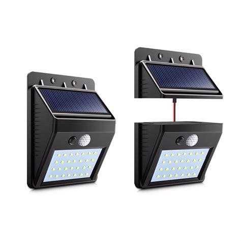 Motion Pir Sensor Solar Light 20leds Solar Panel Light Solar Panel For Lights
