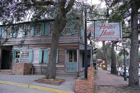 pirates house in savannah georgia for the love of food gay travel information gay