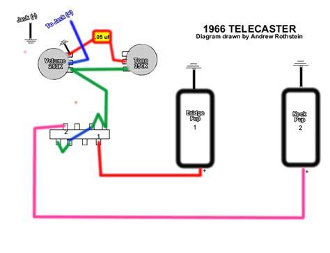 vintage fender esquire wiring diagram free