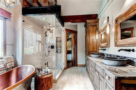 Decorating Ideas For Bathrooms by Dise 241 O Ba 241 Os Rusticos Y Creatividad M 225 S De 50 Ideas