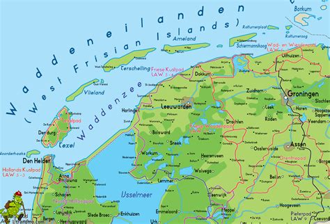 netherlands friesland map pin friesland map image search results on