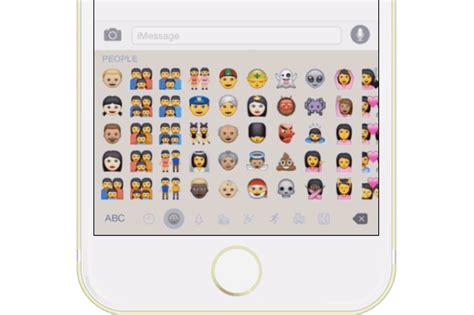emoji di mac emoji ios 8 3 le faccine gialle ora hanno anche i capelli