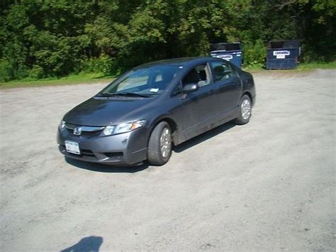 all car manuals free 2009 honda civic on board diagnostic system sell used 2009 honda civic manual no reserve mechanically excellent runs great salvage in east