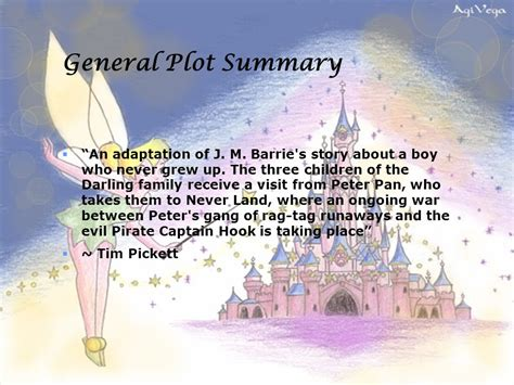 A Place Plot Summary By Dominick Ppt