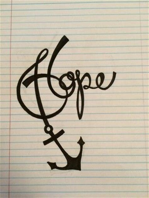 hope anchors the soul tattoo best 25 symbol ideas on faith