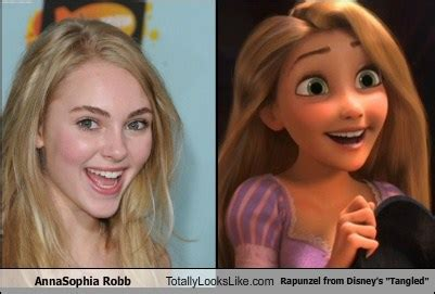 annasophia robb look alike annasophia robb totally looks like rapunzel from disney s