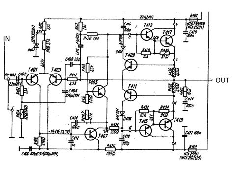 transistor lifier design software transistors radio lifier circuit explanation electrical engineering stack exchange
