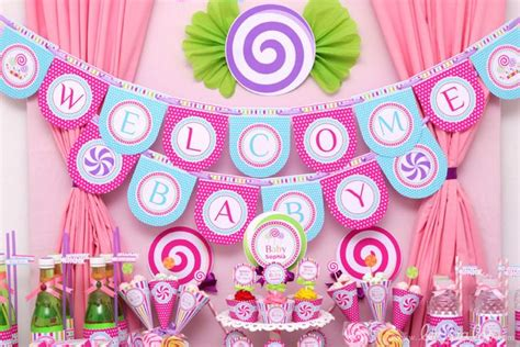 candyland themed baby shower candyland baby shower see more ideas at