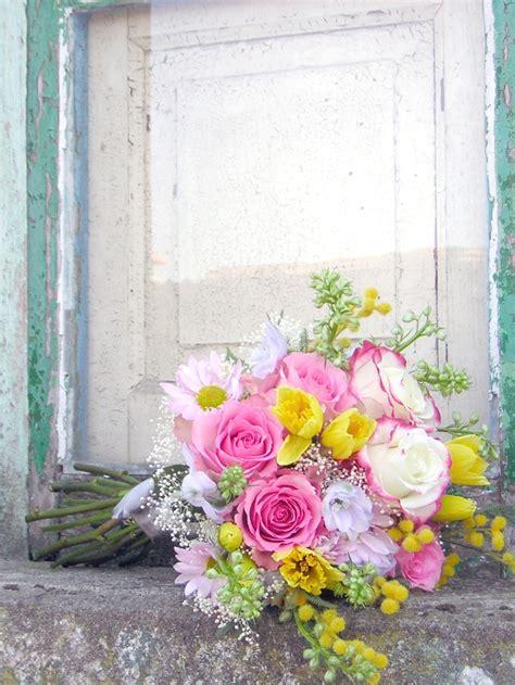 shabby chic flower arrangement my love affair with