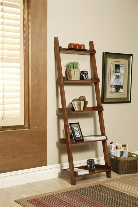 Small Leaning Bookshelf by How To Decorate Leaning Bookcase Doherty House