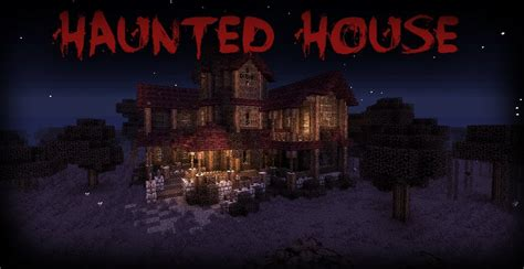 how to make a haunted house in minecraft minecraft haunted house youtube