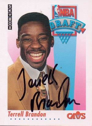Basketball Cards Ud Sp 1996 Terrell Brando Chions Of The Court C5 scf through the mail manager