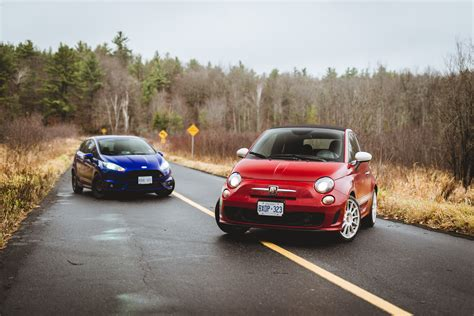 fiat abarth vs st review 2015 fiat 500c abarth canadian auto review