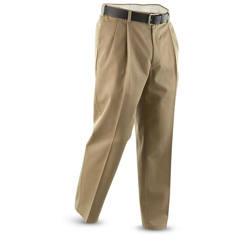 Pleated Pant guide gear s pleated 221609 at