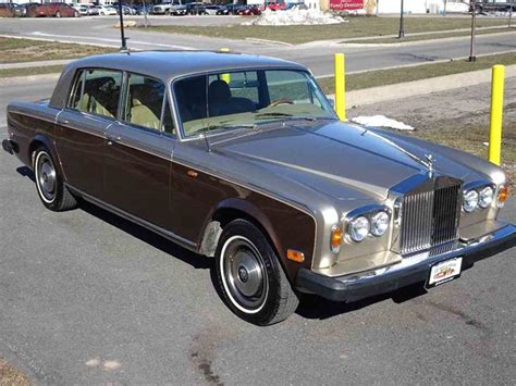 1979 Rolls Royce For Sale by 1979 Rolls Royce Silver Wraith For Sale Classiccars