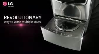 Lg Pedestal Parts Lg S New Washing Machine Will Surely Amaze You