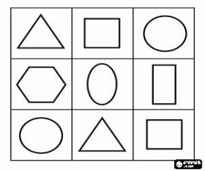 figuras geometricas basicas para colorear juegos de formas figuras para colorear imprimir y pintar