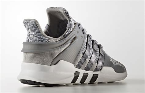 Sepatu Sneakers Adidas Equipment Support Adv Grey Black adidas eqt support adv grey black fastsole