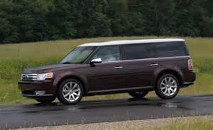 Ford Flex 2009 2009 Ford Flex Limited Awd Photo