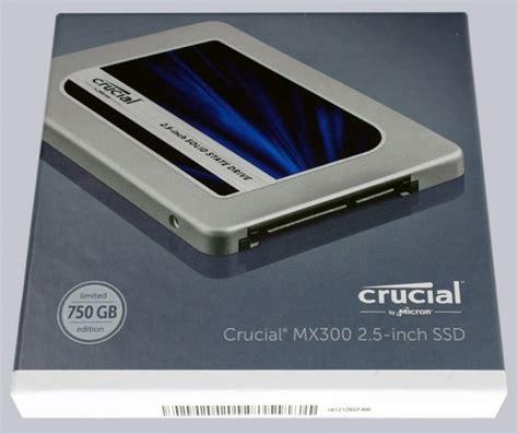 Diskon Crucial Mx300 750gb crucial mx300 750 gb ssd review