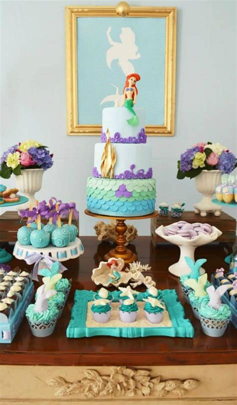 mermaid theme decorations 21 marvelous mermaid ideas for