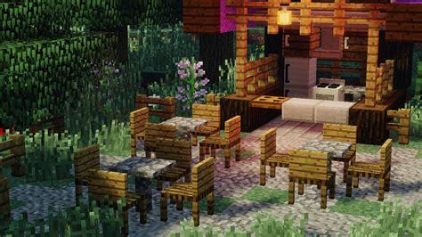 mrcrayfishs furniture mod   outdoor update updated  minecraft mods