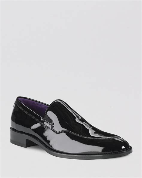 cole haan patent leather loafers cole haan lenox hill patent leather formal venetian