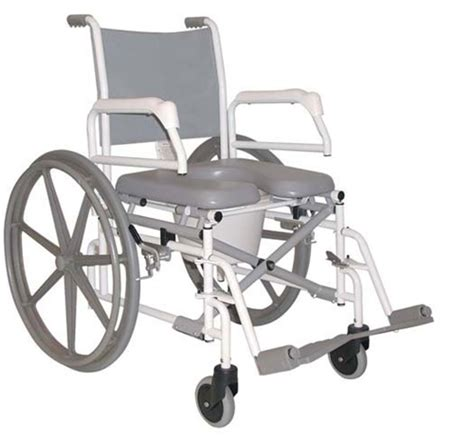 Shower Wheelchairs by Tuffcare S970 Rehab Shower Commode Chair Wheelchair Ebay