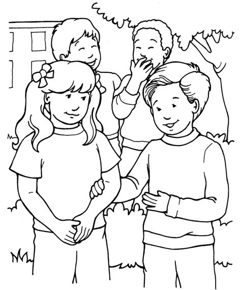 coloring pages of jesus helping others free coloring pages of children helping others