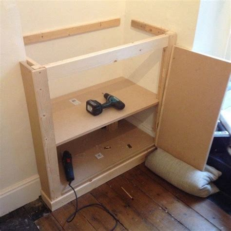 Diy Cupboard Shelves - 11 best diy alcove cupboard images on alcove