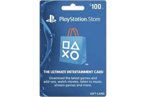 Ps4 Online Gift Card - playstation ps4 100 gift card puerto rico
