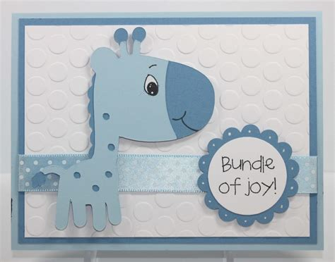free baby card template for cricut simply pam episode 39 baby giraffe card