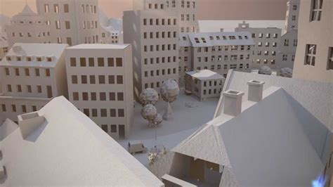 How To Make A City With Paper - paper city maciek janicki