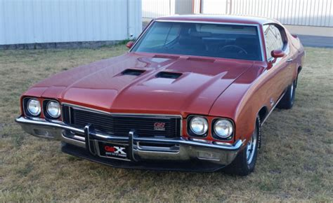 1972 buick other gs skylark 455 stage 1 n25 exhaust gran